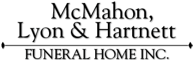 McMahon, Lyon & Hartnett Funeral Home, Inc.